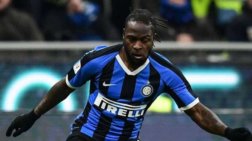 Inter, grattacapo per Conte: si ferma Moses