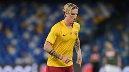 """Brescia-Roma, Dessena attacca Zaniolo: """"Vai via fenomeno"""""""
