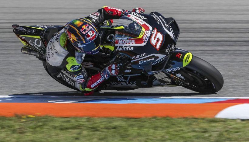 MotoGP, GP di Repubblica Ceca: il racconto della gara