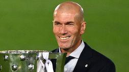 Zidane-Real, la decisione è presa