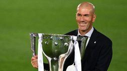 """Zidane spaventa il Real: """"Resto? Non si sa"""""""