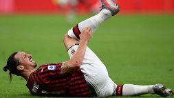 Ibrahimovic rovina la festa: parole d'addio al Milan