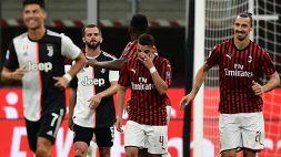 Ronaldo, il retroscena prima del rigore di Ibrahimovic