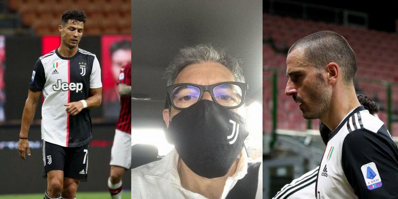 Juve: Zuliani trova l'alibi, bufera social