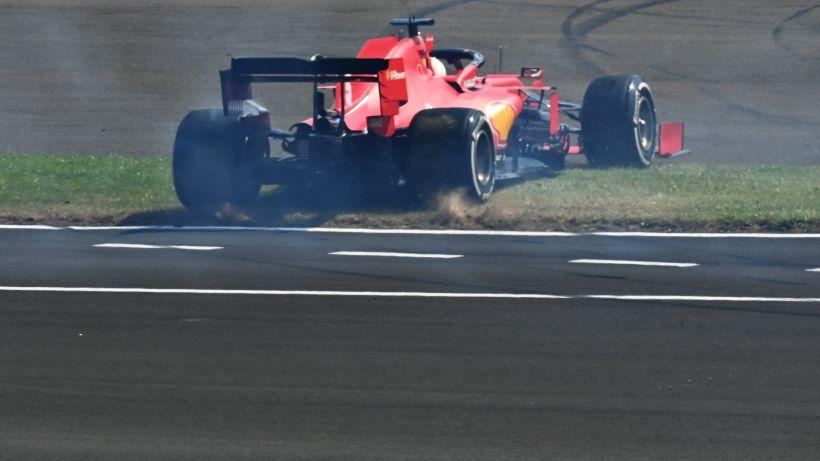 F1, Ferrari: scintille Binotto-Vettel, il web si schiera