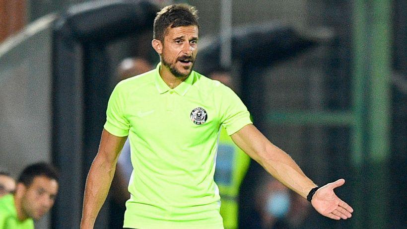 Dionisi è il nuovo allenatore dell'Empoli