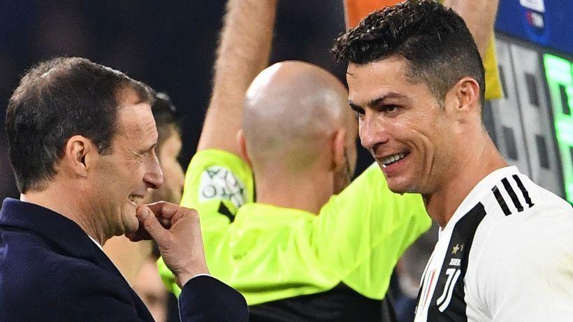 Mercato Juventus, decide Allegri: tante conferme e rebus Ronaldo