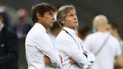 Inter, altro calciatore positivo al Covid: l'annuncio del club