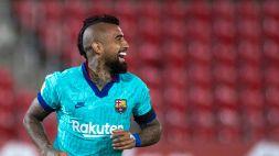 Barça, Vidal ha deciso il suo futuro