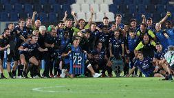 Atalanta terza: grande festa con la maglia di Ilicic