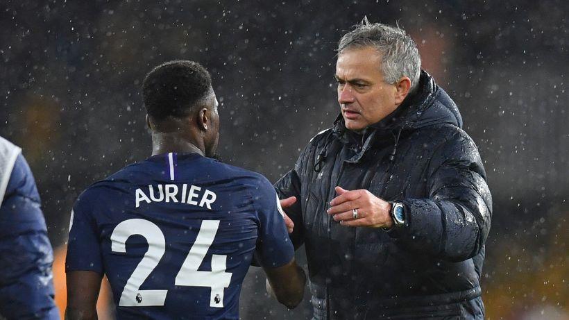 Retroscena Tottenham: quelle parole pesanti di Mourinho ad Aurier