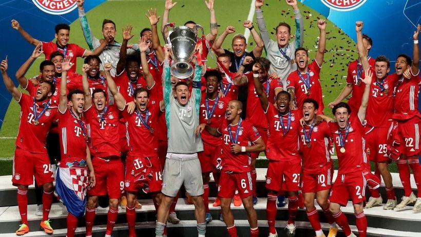 Bayern campione d'Europa: Coman stende il Psg, è Triplete