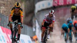 Gran Piemonte, vince George Bennett