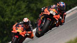 MotoGp: colpo Binder, Morbidelli secondo. Valentino Rossi quinto