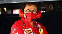 F1, Ferrari: Binotto spiega quanto è lontana la Mercedes