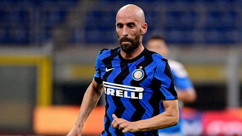 Inter, ancora Borja Valero