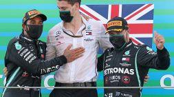 F1, Bottas si scaglia contro le tute nere della Mercedes