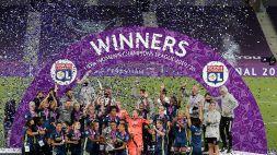 Champions League femminile: lo foto di Wolfsburg-Lione 1-3