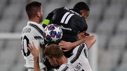 Champions League: le foto di Juventus-Lione 2-1