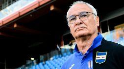 Ranieri alza la posta: fissato incontro con la Sampdoria