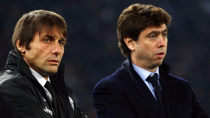 Antonio Conte alla Juventus: la risposta di Andrea Agnelli
