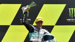 "Moto3, Dennis Foggia: ""Ho dormito rilassatissimo"""