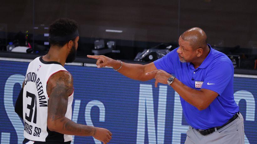 NBA: Rivers non è più il coach dei Clippers