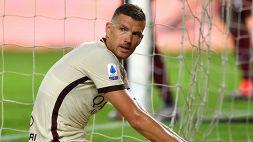 Juventus, Dzeko e non solo: le due piste roventi per l'attacco