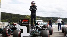 F1, Gp Belgio: le foto delle qualifiche di Spa