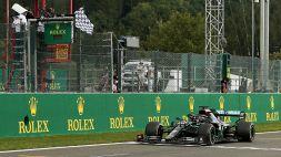 F1, le foto del Gp del Belgio