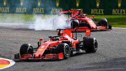 """F1, disastro Ferrari in Belgio: tifosi contro Binotto, """"Vergogna"""""""