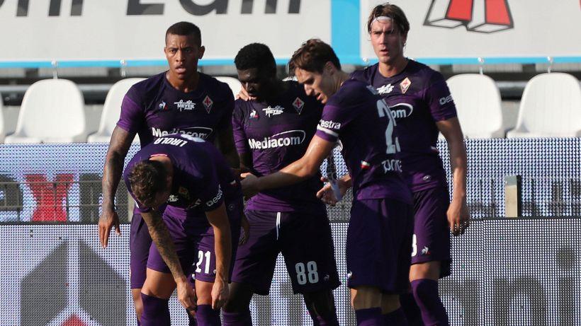 La Fiorentina chiude bene: Spal, mesto commiato