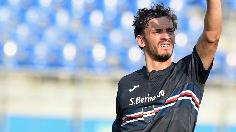 Sampdoria, ufficiale il rinnovo di Gabbiadini fino al 2026