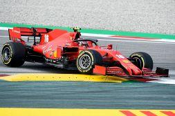 F1 Ferrari, la gara di Vettel e le parole Leclerc: bufera social