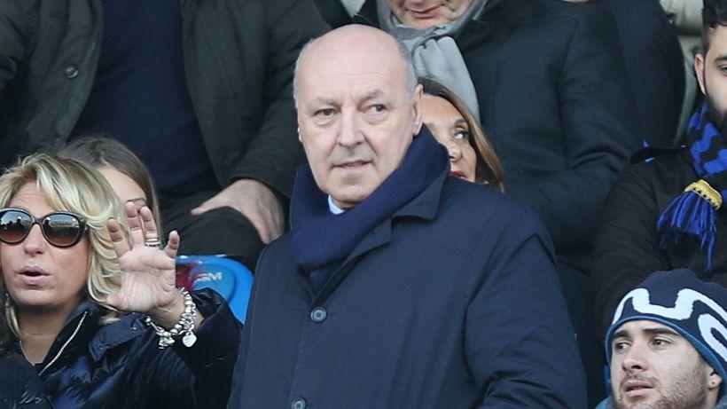 Inter, Marotta delinea uno scenario opposto a quello di Conte