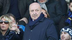 Pirlo allenatore della Juve, il commento di Marotta