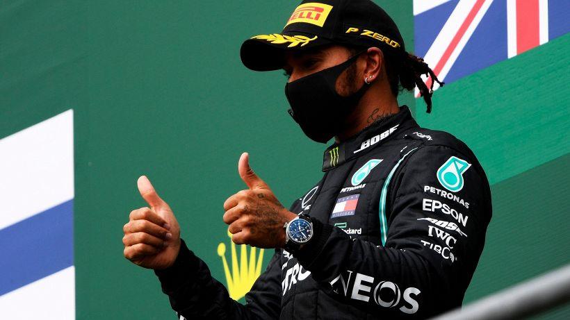 """F1, Hamilton: """"Dominiamo ma pensiamo già alla prossima"""""""