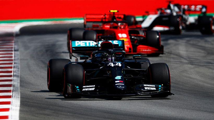 F1, Gp Spagna: pole di Hamilton. Male Leclerc, ancora peggio Vettel