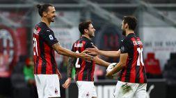 Mercato Milan: tre super rinnovi e un colpo viola
