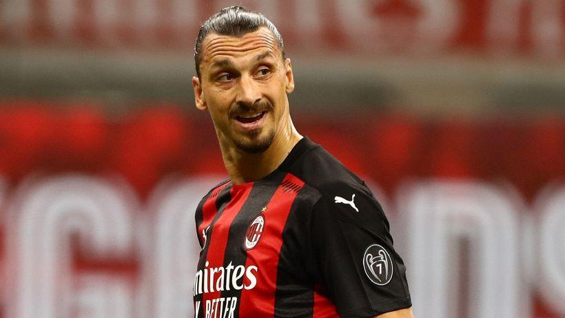 Milan, Ibrahimovic recuperato: disponibile per l'Europa League