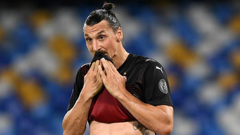 Mercato Milan: contratto d'oro per Ibrahimovic