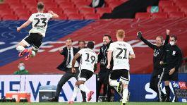 Il Fulham vince la partita più ricca del mondo