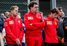 """Ferrari, bordata da ex team principal: """"Hai sbagliato con Vettel"""""""