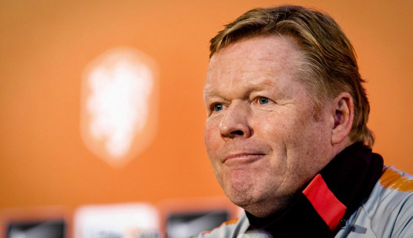 Barcellona, regalo all'Inter con l'arrivo di Koeman