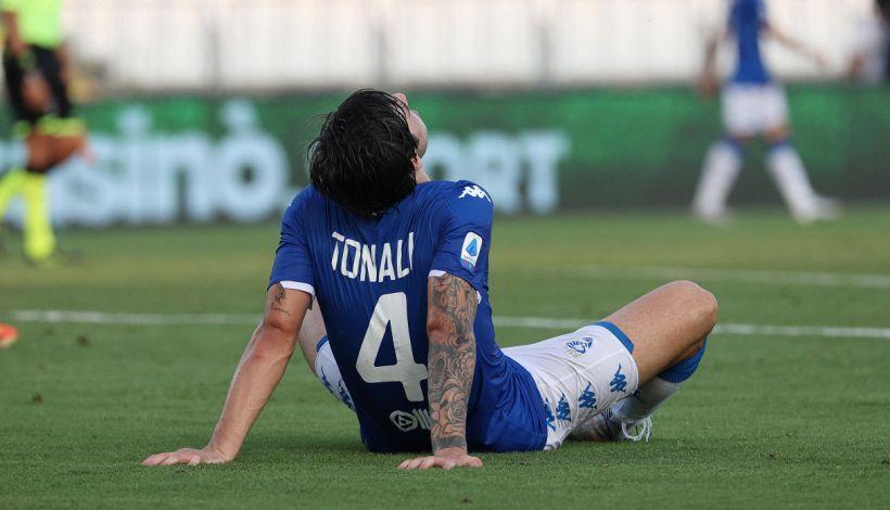 Mistero Tonali, battaglia tra tifosi sul web