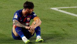 Messi, Palmeri gela gli interisti: bufera su Twitter