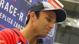 MotoGp: Johann Zarco non l'ha presa bene