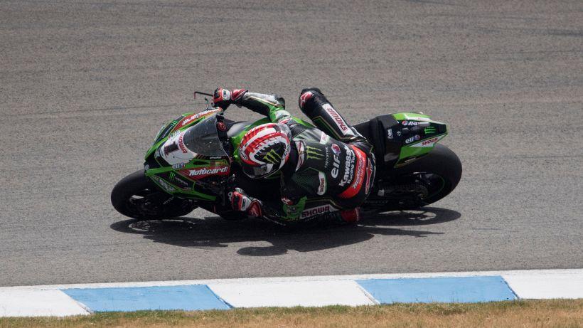 Superbike: a Jonathan Rea la Superpole Race di Jerez