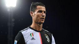 Cristiano Ronaldo, arriva un'altra delusione