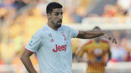 Khedira, dichiarazione d'amore alla Juventus